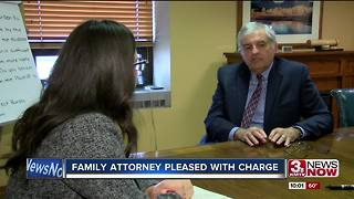 Thomas Family Lawyer pleased with murder charge against Joshua Keadle - Video