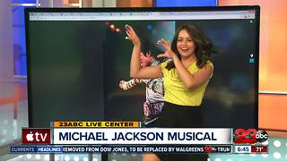 Michael Jackson Musical coming to Broadway - Video