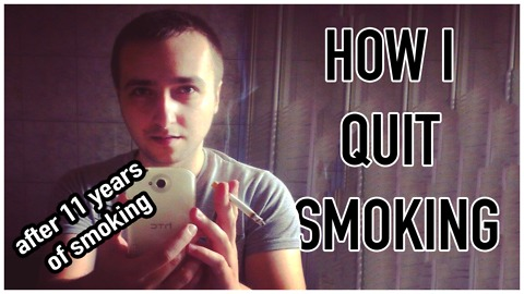 How I Quit Smoking, and Why YOU Should do It TOO!