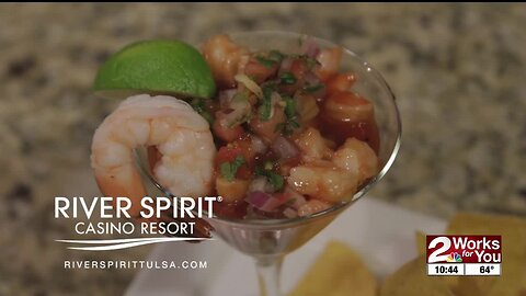 In the Kitchen with Fireside Grill: Border Cocktail