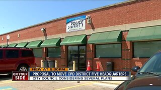 Proposal to move CPD District 5 HQ
