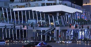 Cosmopolitan of Las Vegas increasing security during weekend