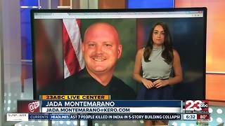 California Deputy shot and killed - Video