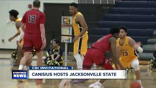 Canisius and Niagara fall in postseason tournaments - Video
