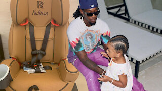 Offset SLAMMED After Buying Kulture $8k Car Seat!