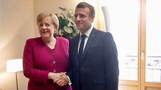 Merkel and Macron face off over European commission election