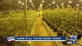 What happened to all that pot tax money for Colorado schools? - Video