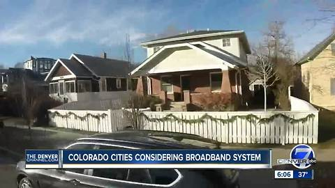 Boulder the latest Front Range community to explore municipal broadband