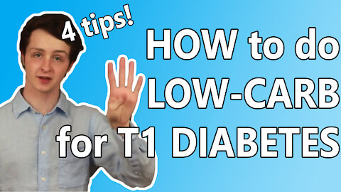 4 tips on going low-carb for diabetes