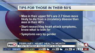 February is Hearth Health Month