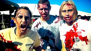 Top 3 Freaky-Fun Haunted Attractions Across America - Video