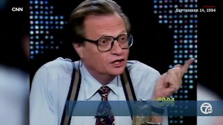 Remembering broadcasting legend Larry King