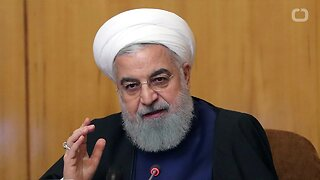 Iran's Rouhani: U.S. 'should return to normal state' for talks: