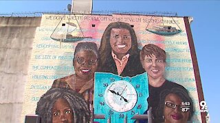 New mural aims to start conversation around second chances