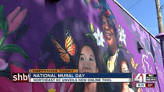 National Mural Day: Map guides people to murals throughout northeast Kansas City
