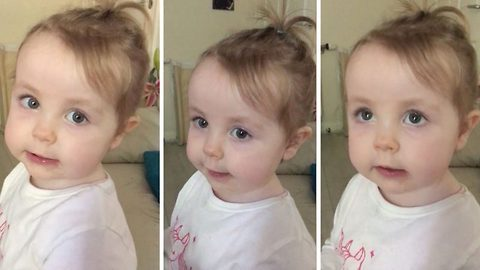Toddler leaves parents in hysterics after rude planet recital includes 'planet penis'