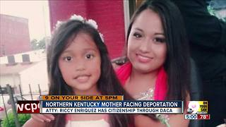 Riccy Enriquez Perdomo: Family says they can't locate Northern Kentucky woman detained by ICE - Video