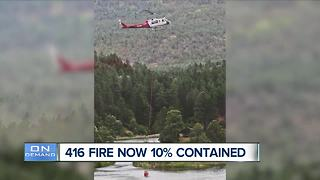 Top stories: accidental shooting, local climber dies, 416 Fire