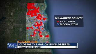 Fighting food deserts and hunger in Milwaukee - Video