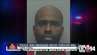 Known drug dealer arrested after drugs, weapons bust in Cape Coral