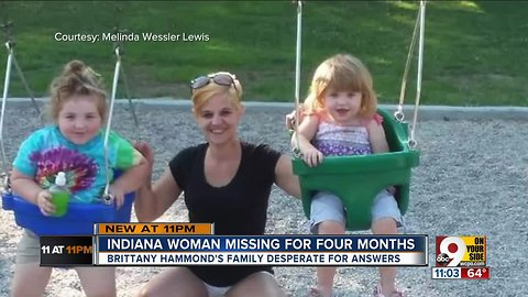 Waiting for news on young Indiana mom's disappearance 'like torture'