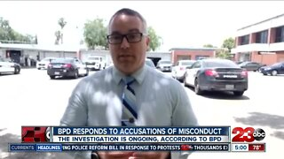 BPD responds to accusations of misconduct