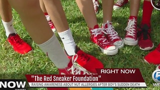 'The Red Sneaker Foundation' - Video
