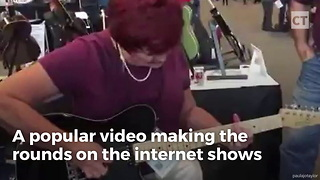 Video Captures When Granny Showed Everyone How to Rock
