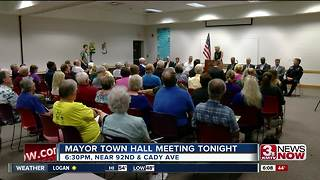 Mayor Stothert hosting town hall Wednesday