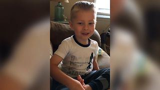 Cutest Louis Armstrong Copy Cat - Video
