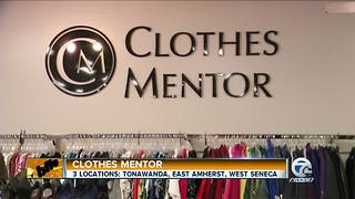 Clothes Mentor Segment 1