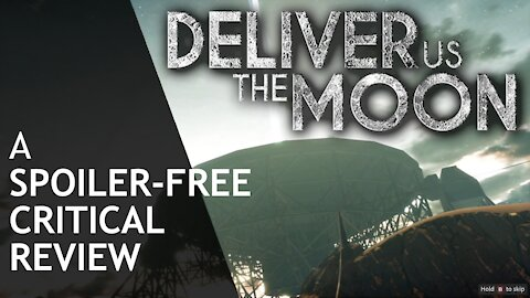 Deliver us the Moon Review - No Spoilers - Not an Observation