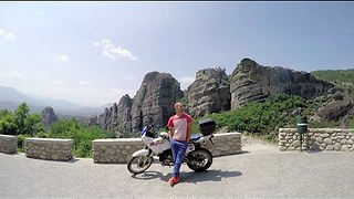 Motorbike Trip Through The Balkans Looks Awesome From This GoPro Video - Video
