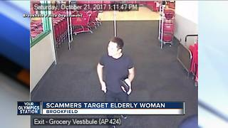 Elderly woman in Brookfield buys $4,000 in Target gift cards for scammer - Video