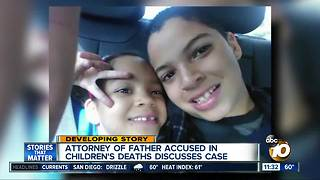Father in court after children's deaths