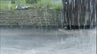 Heavy Rains Fall on Southern Wisconsin