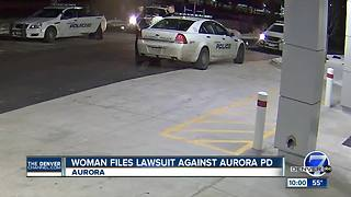 Arrest leads to excessive force suit against Aurora PD - Video