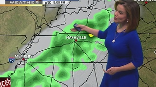 Bree's Evening Forecast: Tuesday, December 27, 2016 - Video