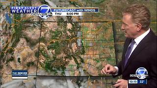 More dry weather through the weekend - Video