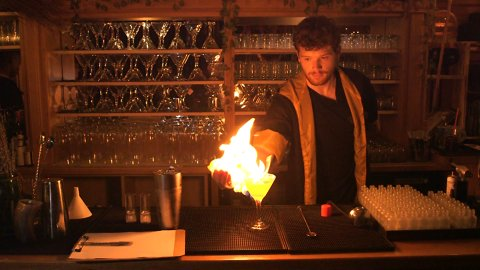 This Fantasy-Themed Bar Will Bring Magic to Your Drinks
