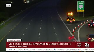 Police involved shooting on I-95 leaves one dead