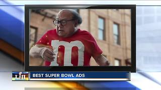 Which Super Bowl commercials worked - Video