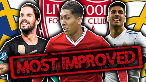 The Most IMPROVED Player In Europe Is …