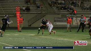 Lincoln High vs. Papio South - Video