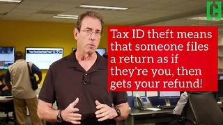 Tax scams are no joke. Here's what you need to know. - Video