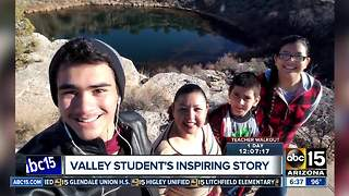 Valley student accepted to Harvard summer program needs help with funds - Video