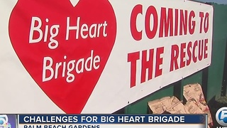 Challenges for Big Heart Brigade - Video