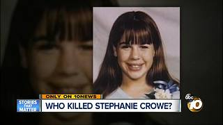 Who killed Stephanie Crowe? - Video