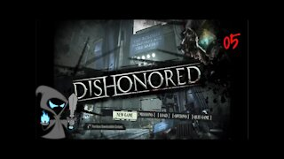 Dishonored Episode 5 The golden Cat and then derpage on the bridge