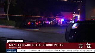 Police investigating Midway District shooting, crash